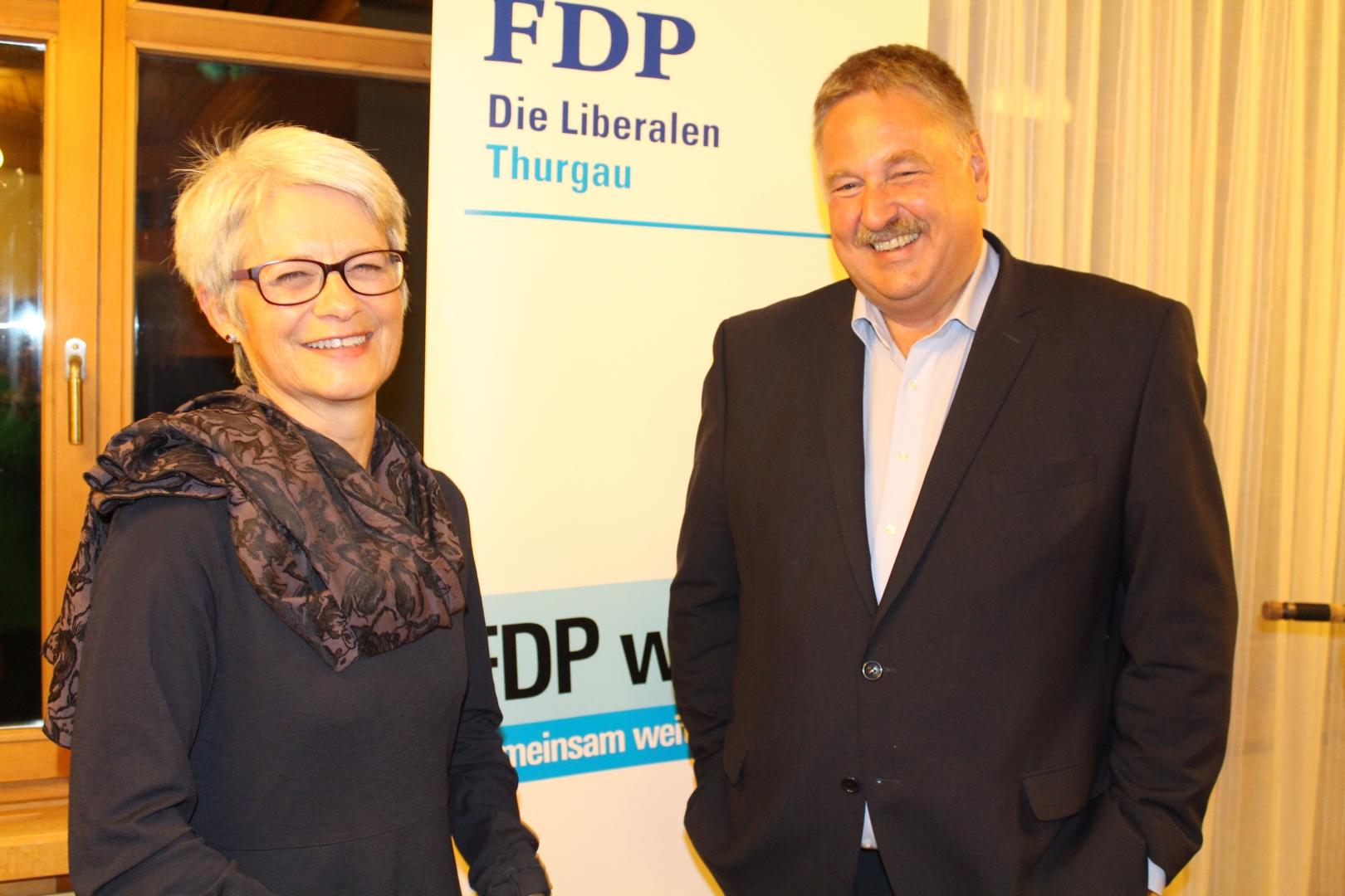 Mit dem früheren Stadtpräsidenten von Frauenf
